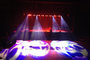 The Best Stage and Sound in Chicagoland