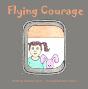 Flying Courage by Amanda Brown