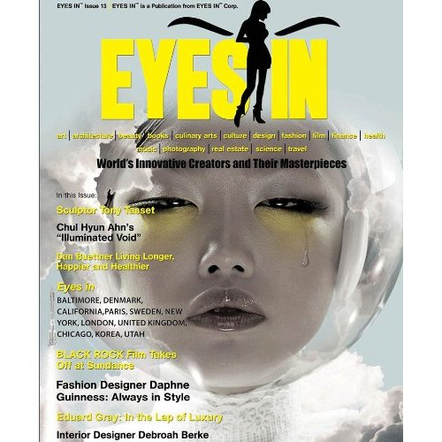 EYES IN Magazine Issue 13