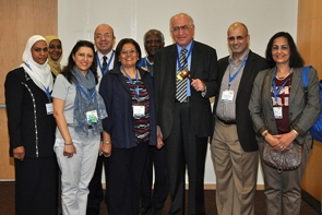 Committee at Pathology Conference 2012 - CapeTown