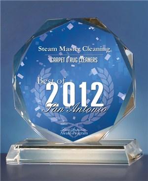 Steam Master Carpet Cleaning San Antonio Award 2012