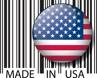 Made in The USA Bar Code
