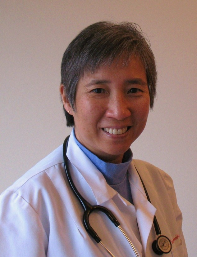 Pamela Paulhus, MD, FAAP, founder of RTR Pediatrics
