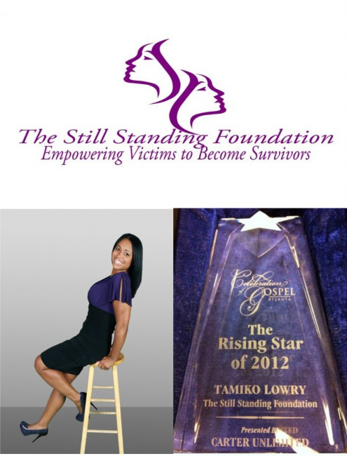 Tamiko Lowry - Rising Star Award Recipient