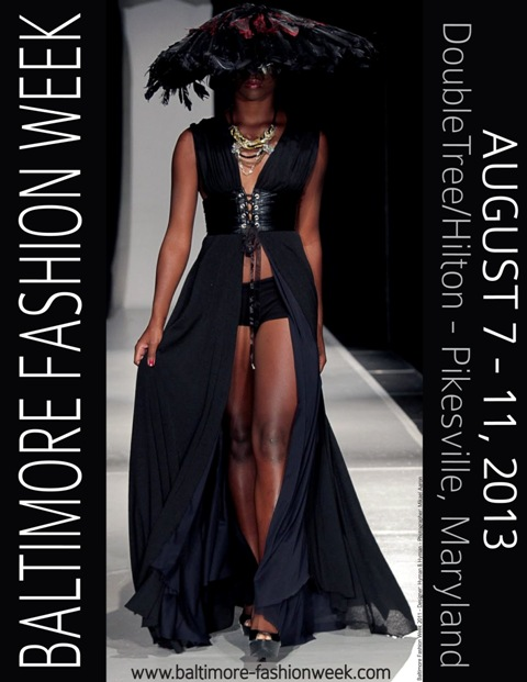 Baltimore Fashion Week 2013