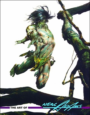 """Tarzan"" by Neal Adams"