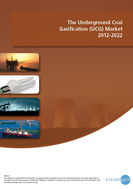 The Underground Coal Gasification (UCG) Market 201