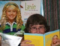 Author Jane Kurtz