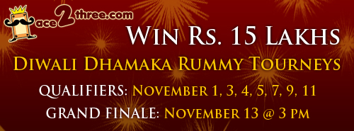 Diwali Rummy Tournaments