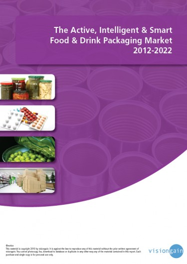 The Active, Intelligent & Smart Food & Drink Packa
