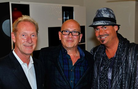 Dennis Kershner, David Nelson, Steve Kemble - lo-r
