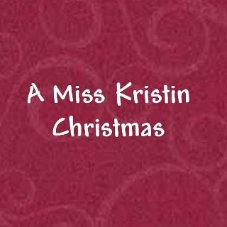 A Miss Kristin Christmas