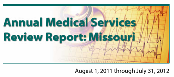 Our annual report is a data-based review of Medicare cases in Missouri