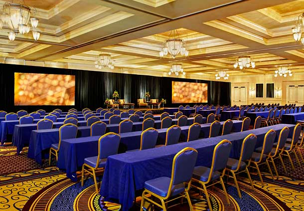 The San Diego Marriott Del Mar Offers A Variety Of Meeting Space