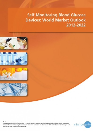 The global SMBG devices market will be worth $27.42bn by 2022' says ...