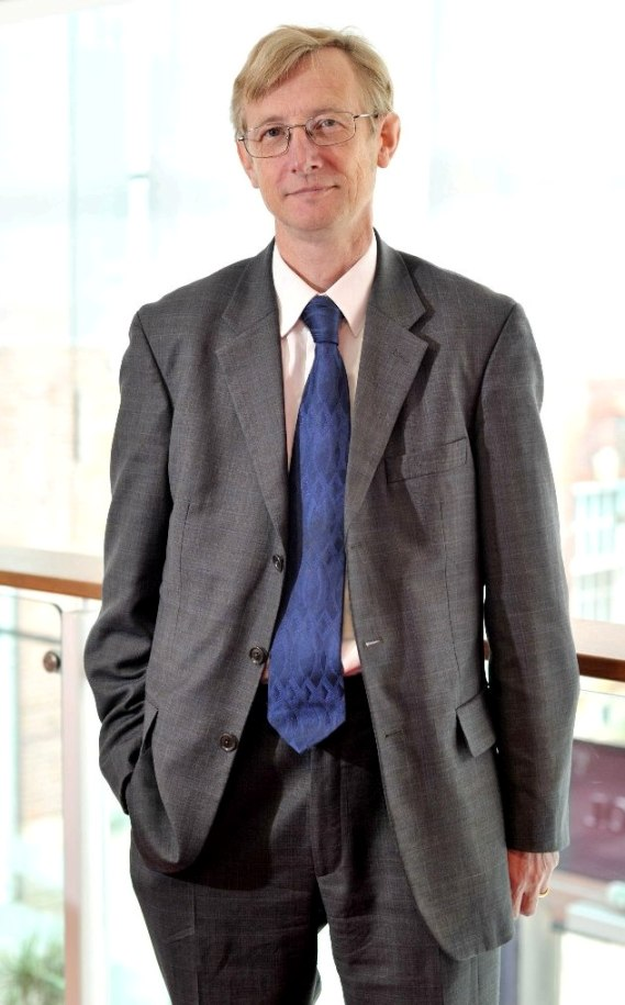 Professor Terry Williams, Dean of Hull University Business School