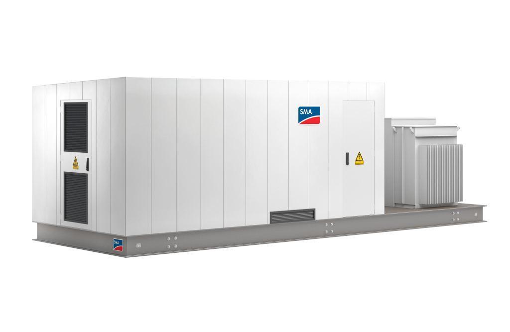 SMA MV Power Platform