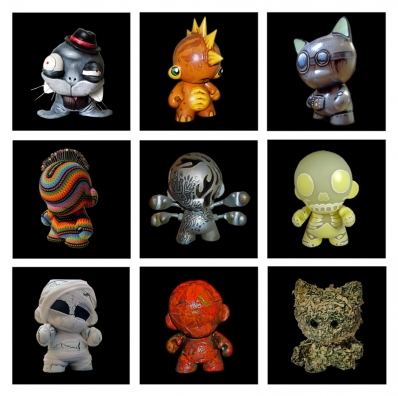 "Speakeasy Art Gallery presents: "" Munny Makers"""