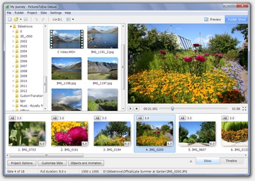 PicturesToExe Deluxe 7.5