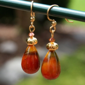 Fall Harvest Nickel Free Earrings