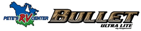 Bullet Ultra Lite Now at Pete's RV Center