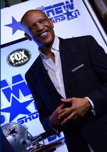 "Drew Pearson of ""The Drew Pearson Show"