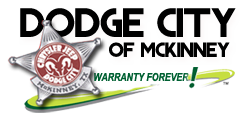 Dodge City of McKinney Texas
