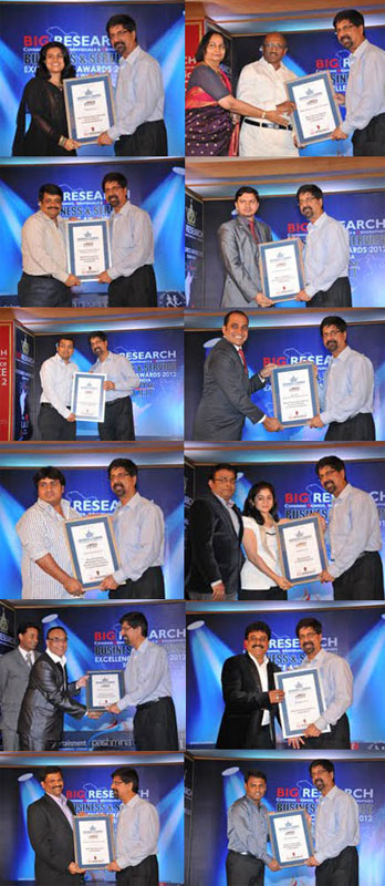 BIG Research Business & Service Excellence Awards