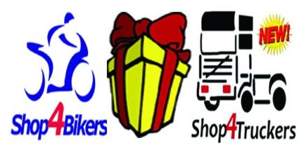 shop4biker Shop4truckers xmas