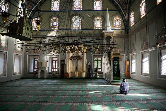Turkish Mosque, Al Gerk