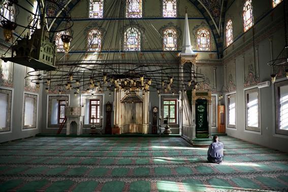 Turkish Mosque, Al Gerk