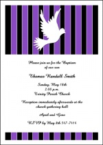 Invitations for Baptism Ceremony