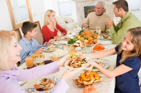 Holiday Food Preparation and Cleaning Tips