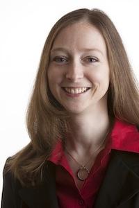 Silke Fleischer, CEO ATIV Software. Female entrepreneur in mobile app industry.