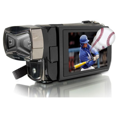 NAV3DCAM-12 Glasses Free 3D Digital Camcorder