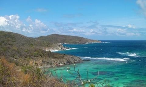 Norman Island The Real Treasure Island