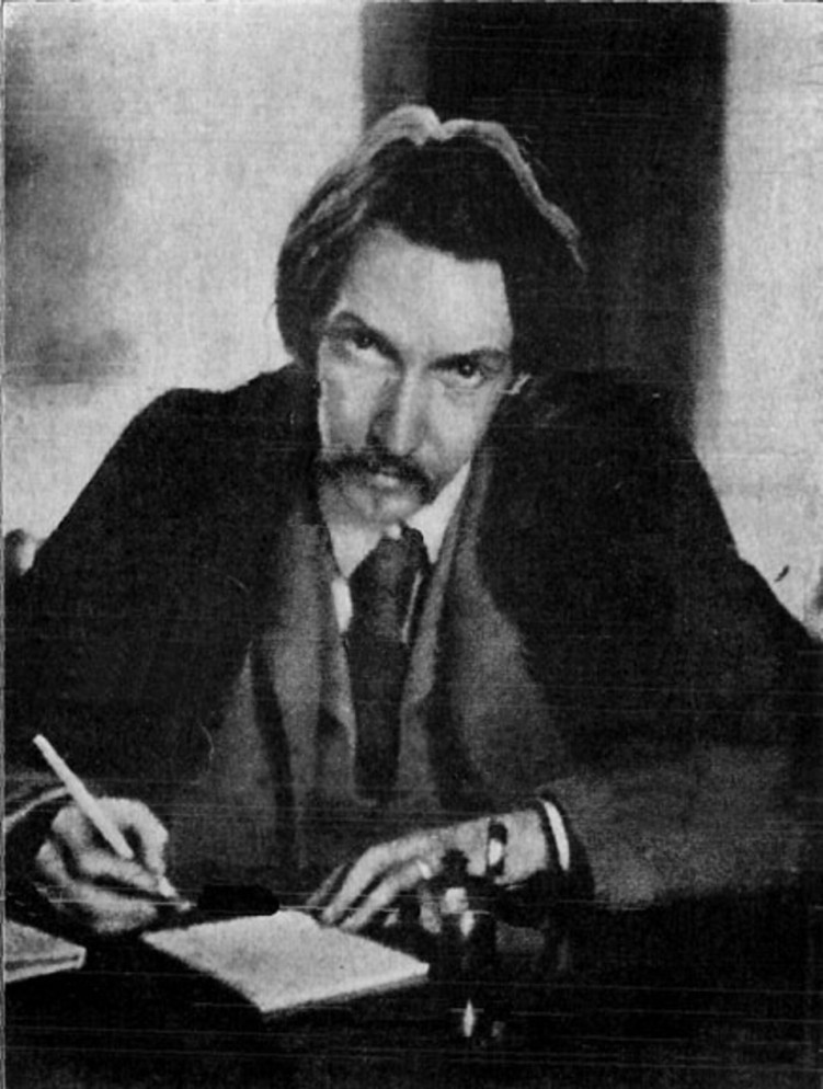Robert Louis Stevenson was born on November 13, 1850