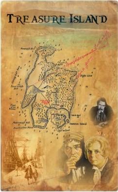 Treasure Island Day / Robert Louis Stevenson Day