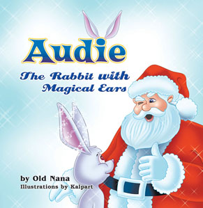 Audie - The Rabbit with Magical Ears