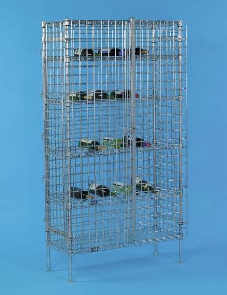 Wire Wine Shelving Racks for Storage Provided by JustShelfit.com