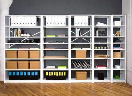 Discount On Commercial Racks Shelves For Storage By JustShelfit.com