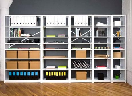 Discount On Commercial Racks Shelves For Storage By JustShelfit.com