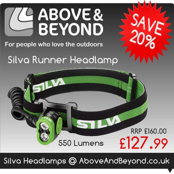 Silva Runner Headlamp