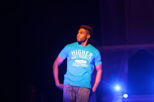 Christian Fashion Show - Higher Authority Clothing