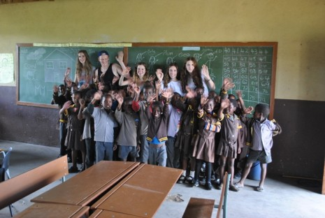 Bedales School in Swaziland