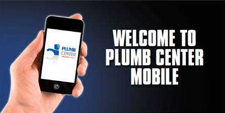 PLUMB CENTER MOBILE SITE