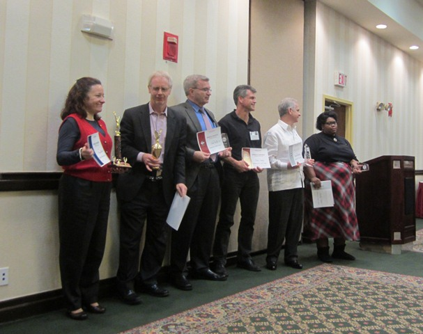 Toastmasters District 83 Tall Tales and Table Topics 2012 Speech Contest Winners
