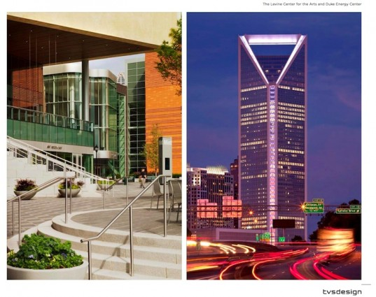 The Levine Center in Charlotte by tvsdesign