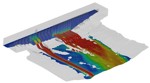CFD Simulation with FLOW-3D/MP for the Hydraulics Industry