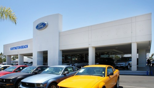 huntington beach ford auto dealership sold for 16 2. Black Bedroom Furniture Sets. Home Design Ideas
